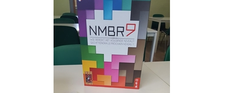Back to Tetris: NMBR9
