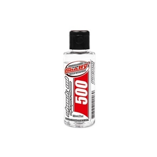 Shock Oil - Ultra Pure silicone - 500 CPS - 60ml