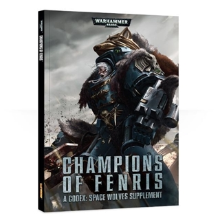 Codex Champions Of Fenris