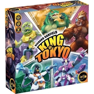 King Of Tokyo *New Edition* Eng