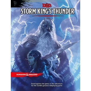 D&D 5.0 : Storm King's Thunder