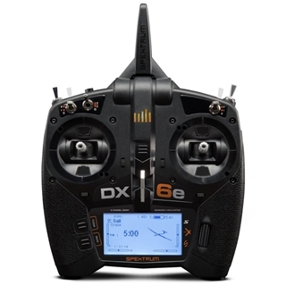 DX6e 6-Channel DSMX Transmitter with AR610 Receive