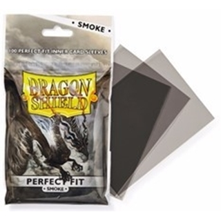 Sleeves Dragon Shield Perfect Fit Smoke