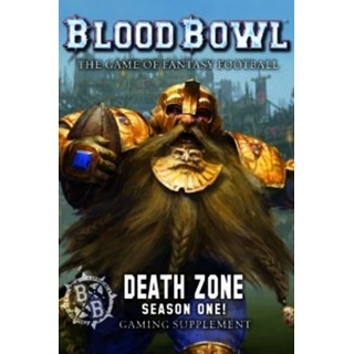 BloodBowl – Death zone Season One!