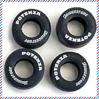 Set Of Tires Formula 1