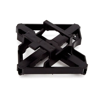 4-in-1 Control Unit Mounting Frame: QX