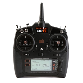 DX6 Transmitter Only Mode 2 EU