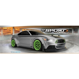 RS4 Sport 3 Ford Mustang Spec 5