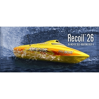 262Recoil 26-inch Self-Righting Deep-V BL:RTR Int