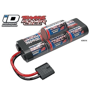 Battery Series 4 Power Cell Nimh 7c Hump 8.4 ID