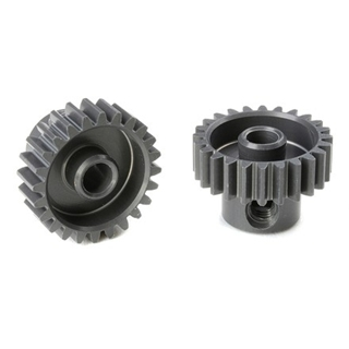 48 DP Pinion 24 T - Hard Anodised AL7075