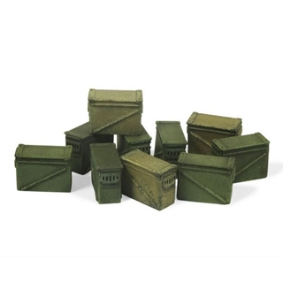 Modern12.7mm Ammo Boxes Large