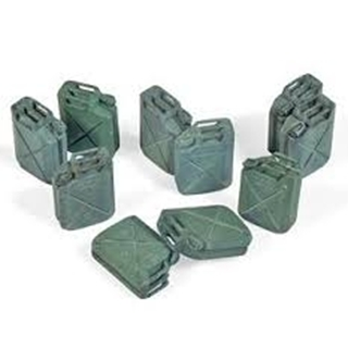 German Jerry Can Set Early