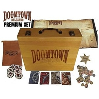 Doomtown Reloaded Premium Edition