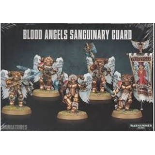Disc 41-08 Blood Angels Sanguinary Guard