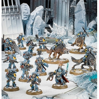 70-53 Start Collecting: Space Wolves