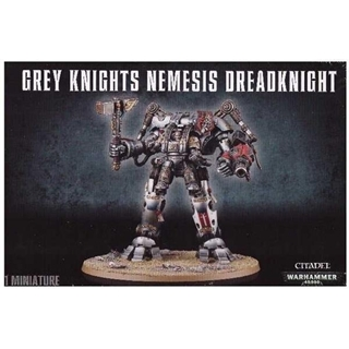 Disc 57-10 Grey Knights Nemesis Dreadknight
