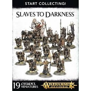 70-83 Start Collecting!:Slaves To Darkness
