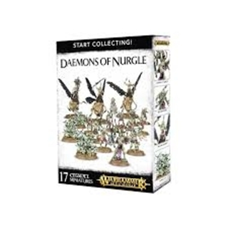 70-98 Start Collecting!:Daemons Of Nurgle