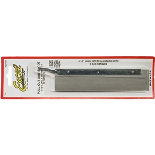 pull out saw blade