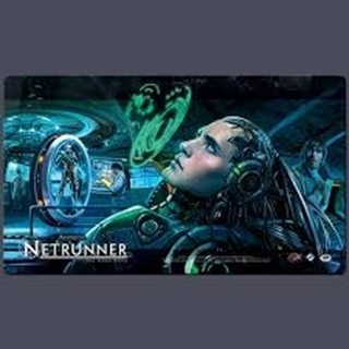 Android Netrunner Creation & Control Playmat