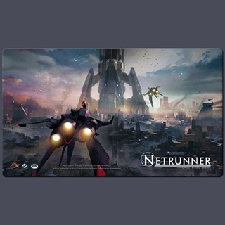 Android Netrunner The Root Playmat