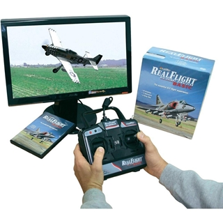 RealFlight Basic R/C Flight Simulator-Mode 2