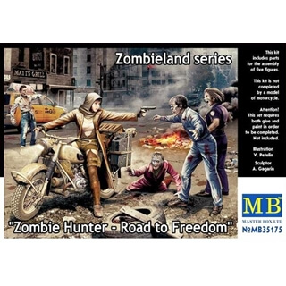 Zombie Hunter Road To Freedom