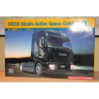 Iveco Strails Active Space Cube
