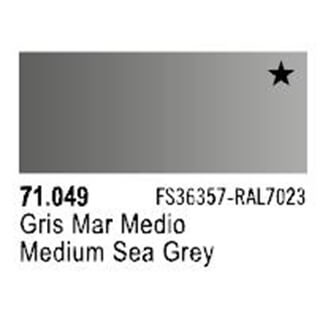 Med Sea Grey