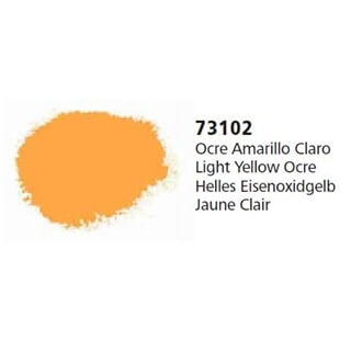 Pigments Light Yellow Octre