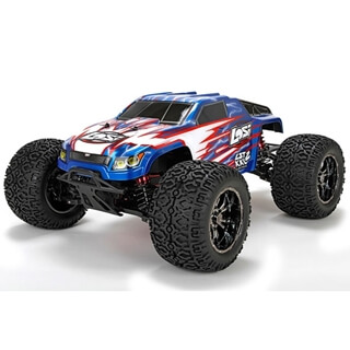 LST XXL2-E RTR, AVC: 1/8 Electric 4WD MT INT