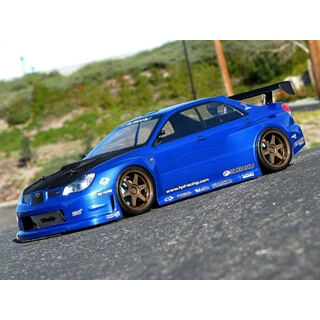 Eu Prova Hpi Impreza Clear Body (200Mm)