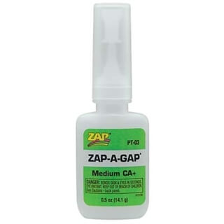 Zap-A-Gap Secondenlijm Small Bottle
