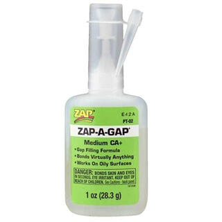 Zapp-A-Gap Secondenlijm Big Bottle