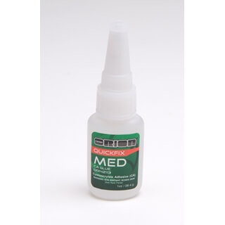 Quickfix CA Glue medium 1oz / 28,4 g.