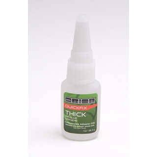 Quickfix CA Glue thick 1oz / 28,4 g.