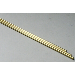 Brass Rod 0.5 mm 10st.