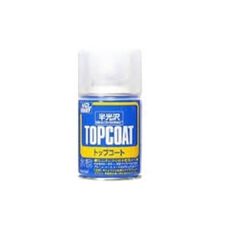 Topcoat Glanzend