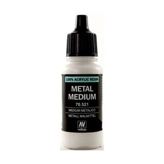 Model Color Metal Medium Vernis