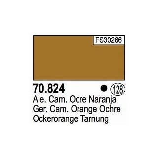 Model Color German Camouflage orange ochre