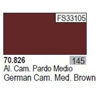 Model Color German Cam Medium Brown