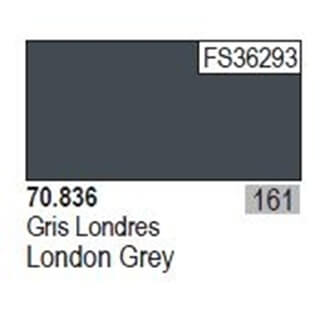 Model Color 161 - London grey