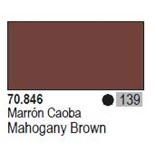 Model Color Mahogany Brown