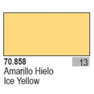 Model Color Ice Yellow