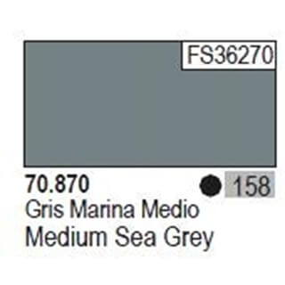 Model Color Medium Sea Grey