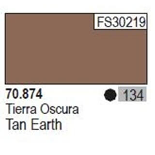 model color tan earth