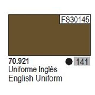 Model Color 141 - English Uniform