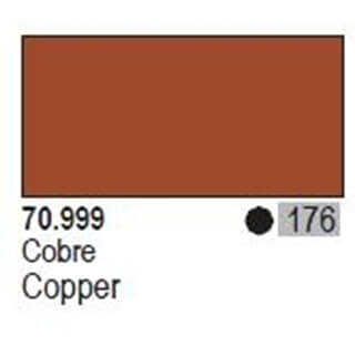 Model Color Copper