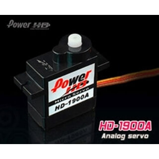 Analog Servo HD-1900A